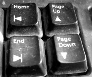 Keyboard shortcuts, keyboard tricks