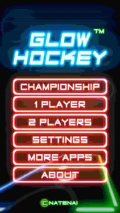 Glow Hockey, Best Android games offline