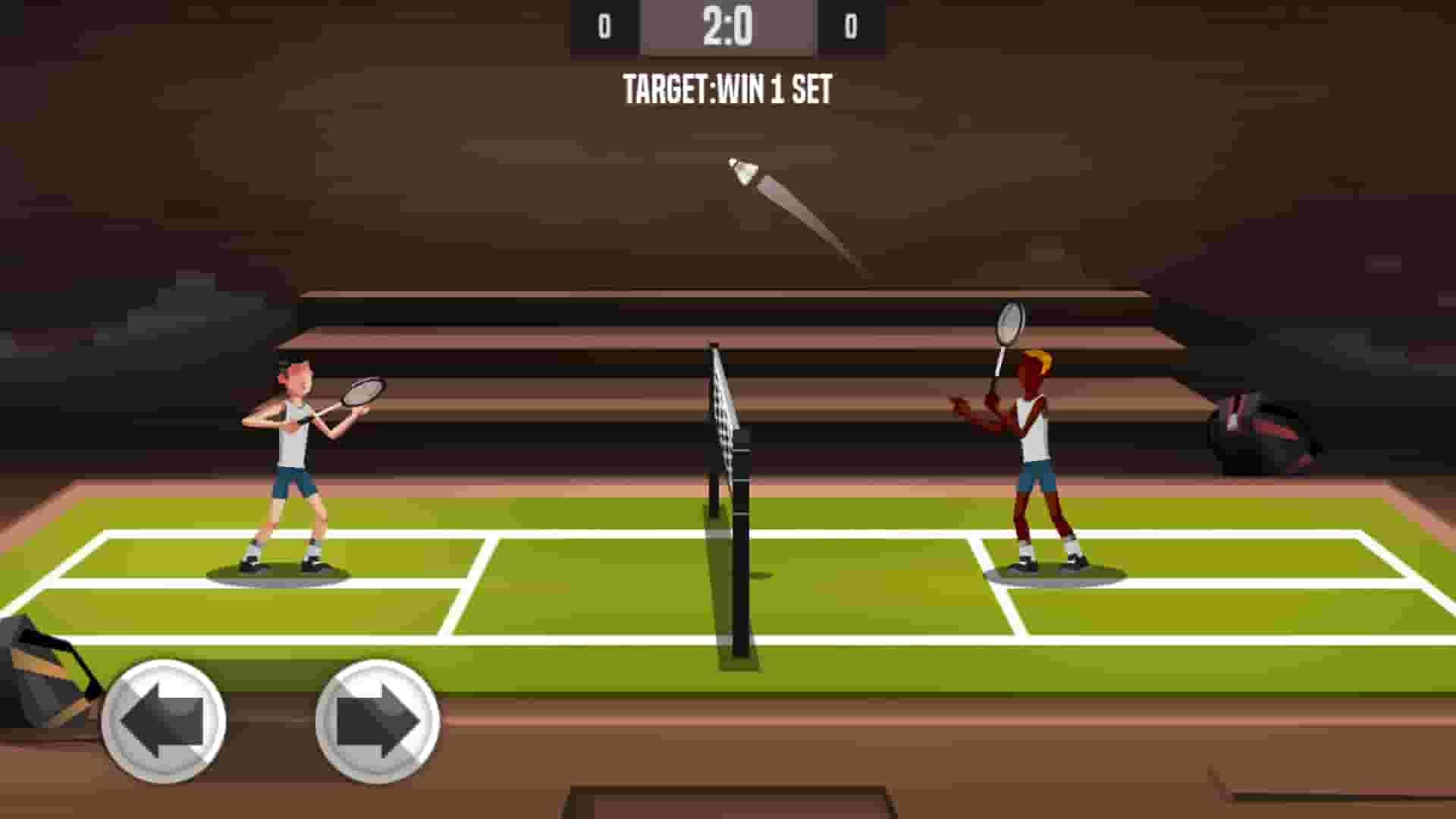 badminton league, best offline games android, android best offline games