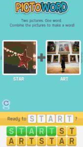 pictoword, word games, fun word games, offline word brain game, best android games offline