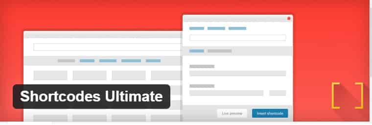 Best WordPress Plugins, WordPress best plugin, Shortcodes ultimate