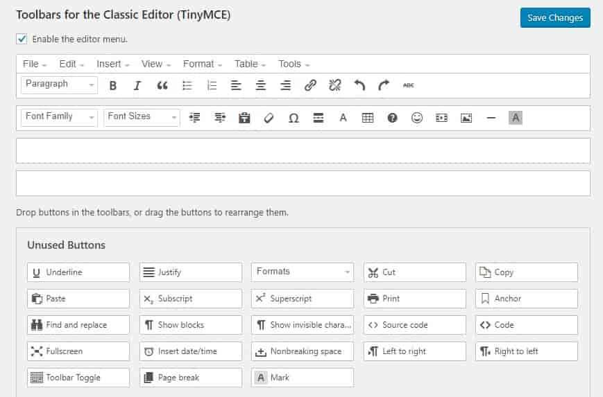 best wordpress plugins, wordpress best plugin, tinymce advance visual editor