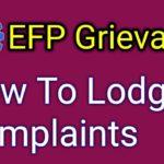 PF complaints