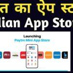 Paytm mini app store, Paytm app store